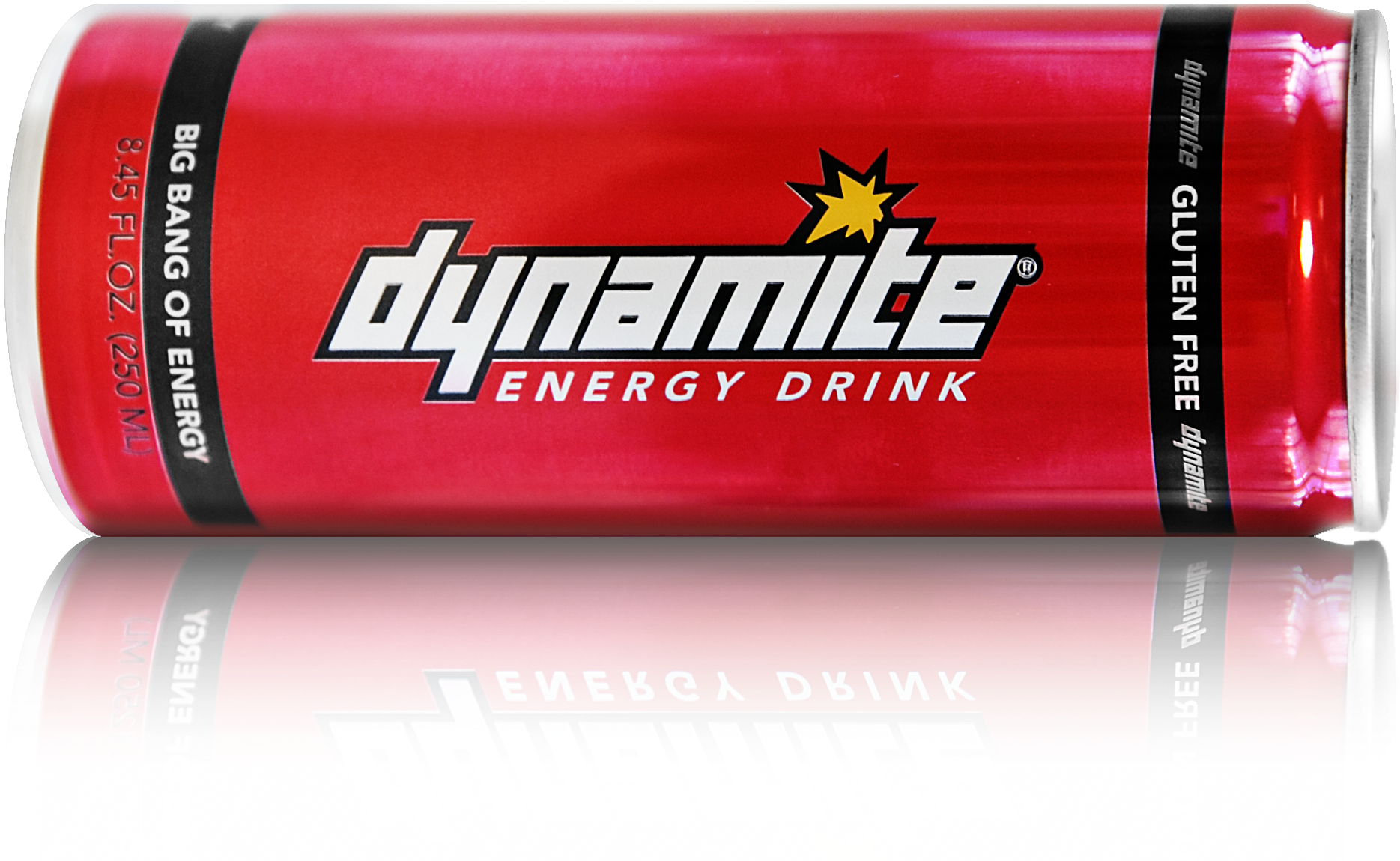 Dynamite Energy Drinks - Get More out of Life